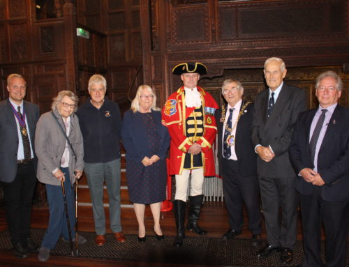 Lord Boyce, Warden of The Cinque Ports Talk Report